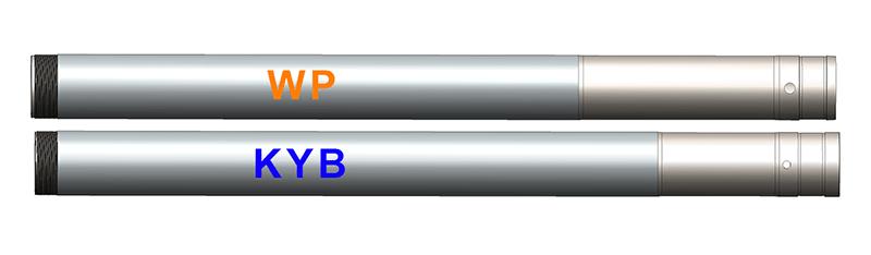 WP vs KYB Lowers