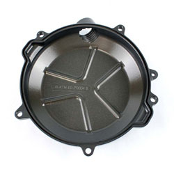 KTM and Husqvarna 125 and 150 Billet CNC Clutch Cover