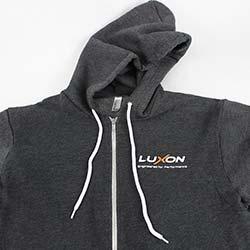 Luxon Engineered Logo Hoodie