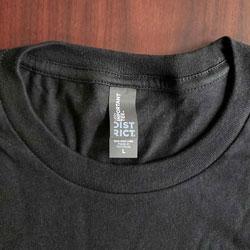 Luxon Minimal Logo T-Shirt