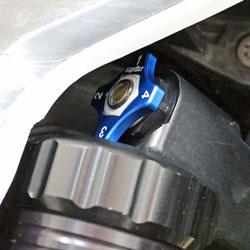 WP High Speed Comrpession Adjuster Knob KTM and Husqvarna